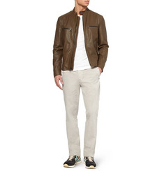 James Perse Relaxed-Fit Cotton Trousers