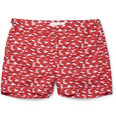 Orlebar Brown - Setter Short-Length Printed Swim Shorts