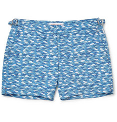 Orlebar Brown Setter Short-Length Printed Swim Shorts