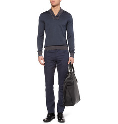 Alexander McQueen Slim-Fit Denim Jeans