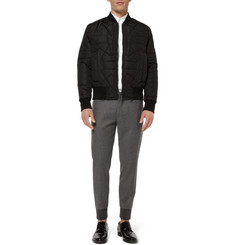 Neil Barrett Quilted Bomber Jacket