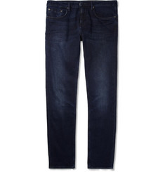 Burberry Brit Shoreditch Slim-Fit Washed Denim Jeans