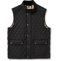 Burberry Brit Quilted Padded Gilet