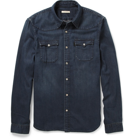 Burberry Brit Denim Shirt