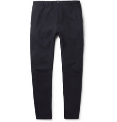Lanvin Slim-Fit Wool-Blend Biker Trousers