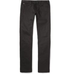 Lanvin Regular-Fit Dry Denim Jeans