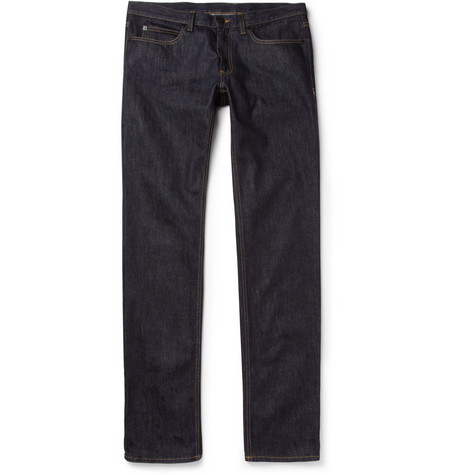 Lanvin Regular-Fit Rinsed Denim Jeans