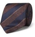 Brioni - Striped Silk Tie