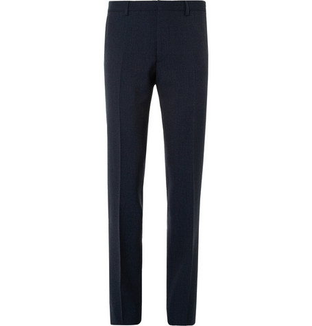 Burberry London Regular-Fit Wool Trousers