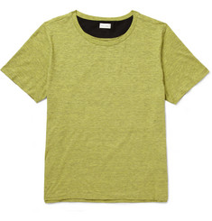 Paul Smith Textured Cotton-Jersey T-shirt