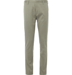 Paul Smith Slim-Fit Cotton-Blend Twill Chinos