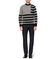 Givenchy Striped Wool Sweater