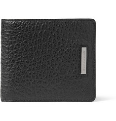 Burberry Shoes & Accessories Full-Grain Leather Billfold Wallet
