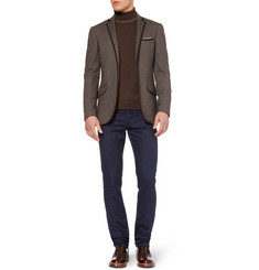 Canali Wool Rollneck Sweater