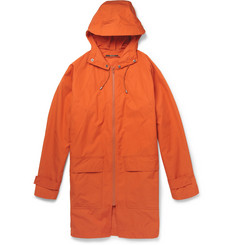 Maison Martin Margiela Boxy-Fit Cotton Parka Jacket