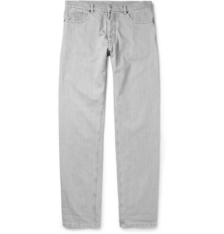 Maison Martin Margiela Regular-Fit Washed-Denim Jeans