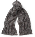 Dolce & Gabbana - Flecked Knitted Scarf