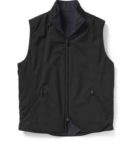 Loro Piana Reversible Quilted Gilet