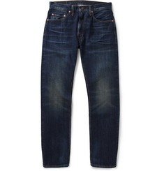 Levi's Vintage Clothing 1967 505 Washed-Denim Jeans