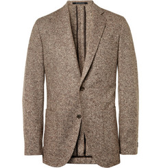 Richard James Spirit Slim-Fit Wool and Silk-Blend Blazer