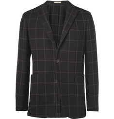 Boglioli Dover Unstructured Wool-Blend Blazer