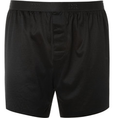Derek Rose Lewis Mercerised Cotton Boxer Shorts