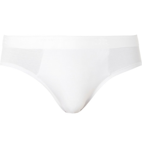 Derek Rose Jack Pima Cotton-Blend Briefs