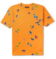 Raf Simons - Flower-Print Cotton T-Shirt