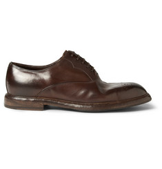 Dolce & Gabbana Perforated Leather Brogues