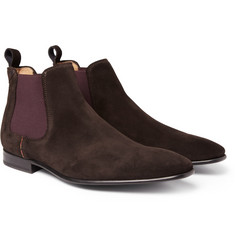 Paul Smith Shoes & Accessories Falconer Suede Chelsea Boots