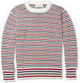 Thom Browne - Striped Cotton Sweater