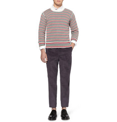 Thom Browne Striped Cotton Sweater