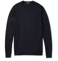 Slowear Zanone Wool-Blend Sweater