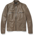Rag & bone - Benson Leather Bomber Jacket