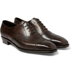George Cleverley Anthony Statham Leather Oxford Brogues