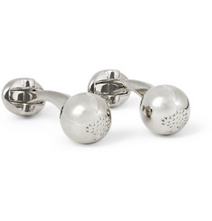 Mulberry Spherical Cufflinks