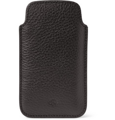 Mulberry Leather iPhone 5 Cover