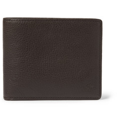 Mulberry Leather Billfold Wallet