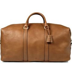 Mulberry - Clipper Leather Holdall