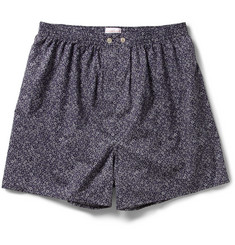 Derek Rose Dixie Printed Cotton Boxer Shorts