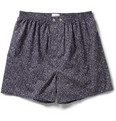 Derek Rose - Dixie Printed Cotton Boxer Shorts