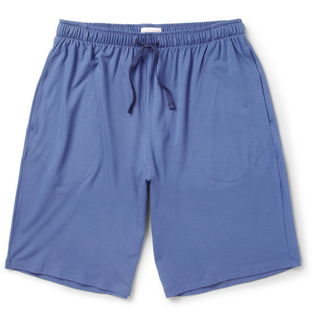 Derek Rose Roy Micromodal-Blend Shorts