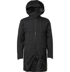 Arc'teryx Veilance Patrol Waterproof Coat with Detachable Padded Lining