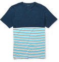 J.Crew - Striped Slub Cotton-Jersey T-Shirt