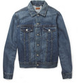 J.Crew Washed-Denim Jacket