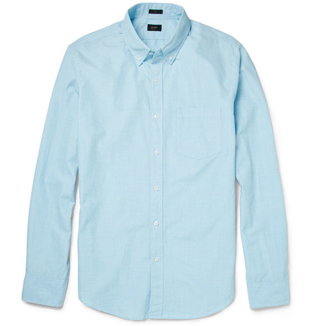 J.Crew Slim-Fit Cotton Shirt