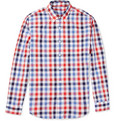 J.Crew - Check Lightweight Cotton Shirt