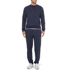 Sunspel Loopback-Cotton Sweatshirt