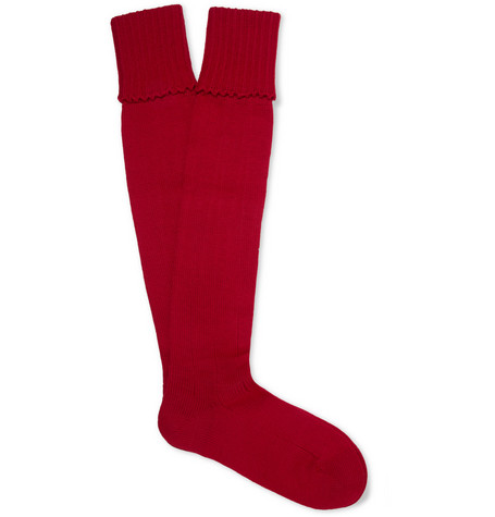 Emma Willis Merino Wool Knee-Length Socks
