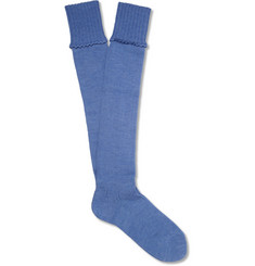 Emma Willis Knee-Length Merino Wool Shooting Socks